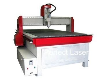 High Speed CNC Router For Aluminum , Wood , Plastic , PVC , MDF , Plexiglass