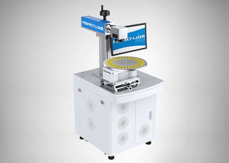 50W Animal Ear Tag Laser Marking Machine Pulsed High Energy Ytterbium Fiber Lasers