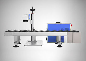 AC 220V 50KHz  Automatic Marking Machine With Customized Pen Modules